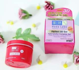 Hada Labo Perfect 3D Gel