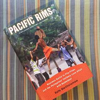 Pacific Rims - Book on Pinoy Basketball (Hardbound)