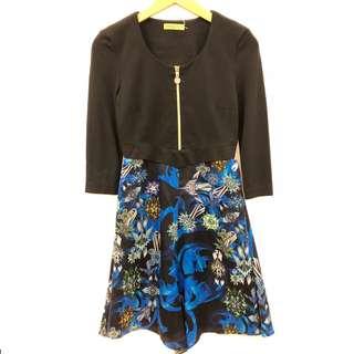 Versace dress one piece size F34