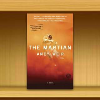 BN - The Martian By Andy Weir
