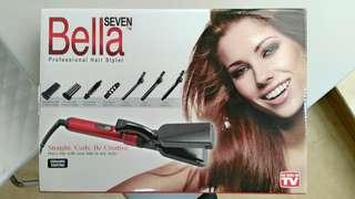 Bella 7 Professional Hair Styler
