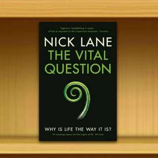 BN - The Vital Question By Nick Lane