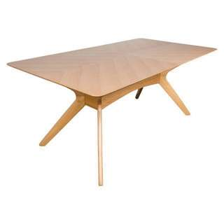 Matt Blatt Ascot Oak Dining Table Brand New in Box