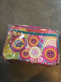 Twinkle toes lunch bag