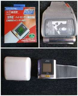 Digital Wrist Blood Pressure checker