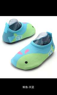 Baby beach shoes