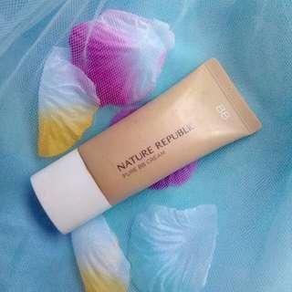 Nature Republic Bb Cream and Nichido Single Eyeshadow