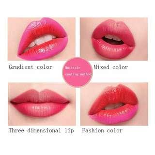 Novo Double Color Lipstick 💋💄