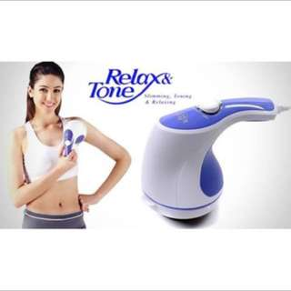 [FREE POSTAGE SM] Relax & tone body massage, body shaping