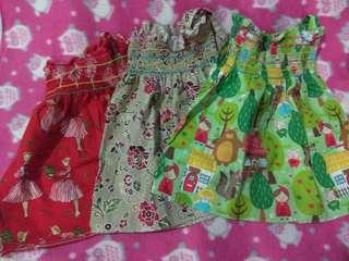 Tie Top dress 6-9mos