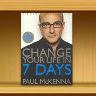 BN - Change Your Life In Seven Days By Paul McKenna