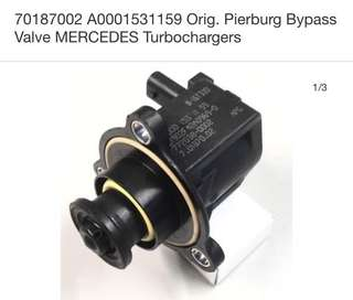 Mercedes M270 Engine BOV for A Class, B Class, GLA, CLA