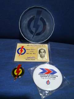PAP Member Card & Pins