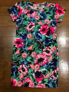 Pre-loved flora dress