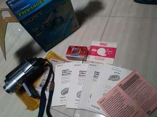 Digital handycam SONY DCR TRV140E