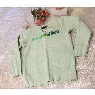 秋冬  男童 女童 小孩 兒童 男孩 女孩 長袖 尺寸120 約小二至小四   只售129元