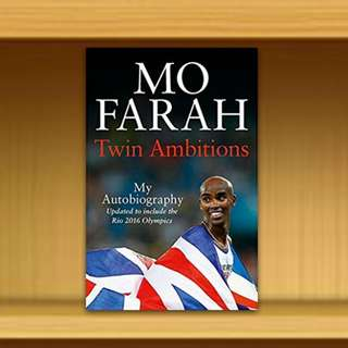 BN - Twin Ambitions - My Autobiography By Mo Farah
