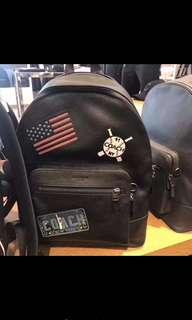 Original coach women backpack handbag