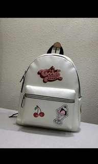 Original coach women backpack