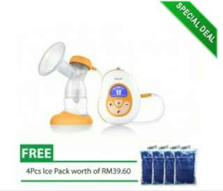 Malish Mango  single breast pump