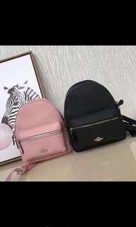 Original coach women sling bag crossbody mini charlie backpack
