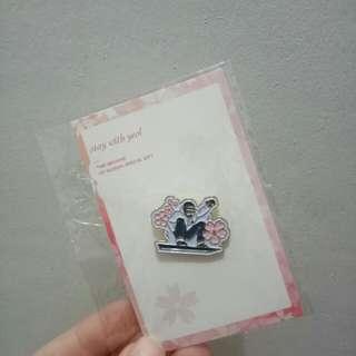 [PRICE REDUCED]Chanyeol Enamel Pin