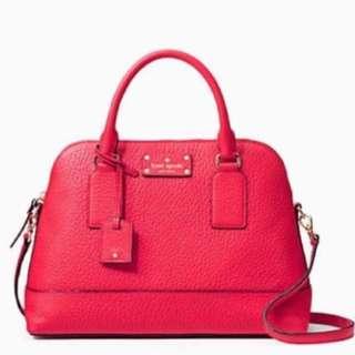 (100% new) Kate Spade bay street handbag 手袋