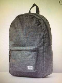 Brand new UNISEX Herschel Settlement Backpack