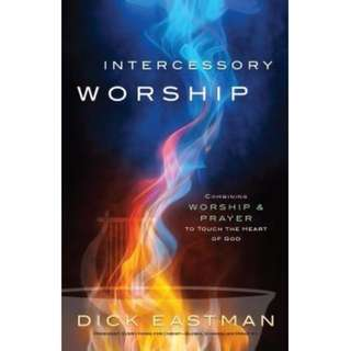 Share This Listing Save Public Comments  Be the first to write a public comment. Ask a question or @mention a friend to check this out! Brand New - Intercessory Worship : Combining Worship and Prayer to Touch the Heart of God By Dick Eastman