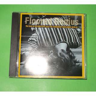 CD JULIAN COPE : FLOORED GENIUS . THE BEST OF JULIAN COPE AND THE TEARDROP EXPLODS 1979-91 ALBUM (1992) INDIE