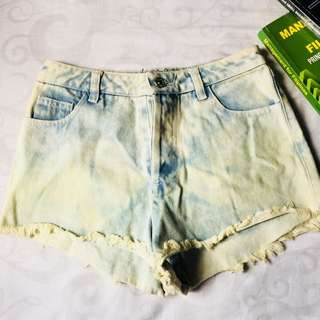TOPSHOP Highwaist Short