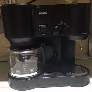 Krups 866 Espresso & Cappuccino Makers