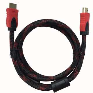 1.5 Meters 3D HD Supported HDMI to HDMI Cable TV Cable