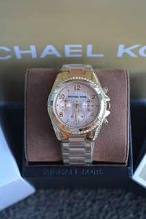 Michael Kors Ladies Blair Two-Tone Watch (MK6316)