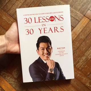 30 Lessons 30 Years