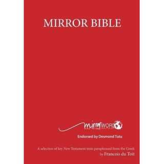 Brand New - The Mirror Bible By  Francois Du Toit