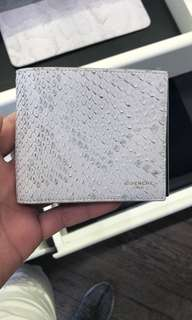 Givenchy Limited Edition Wallet (Bought from Paris)