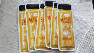 TAKE OUT SPA My Bright Bottle Mask