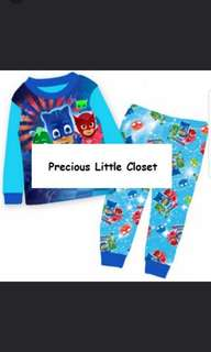 PJ Mask 2T Pyjamas on sale