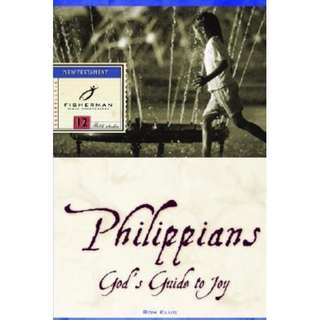 BN - Philippians: God's Guide to Joy : 8 Studies (New Cover) By Ron Klug