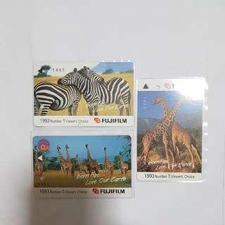 MRT Cards -Fujifilm