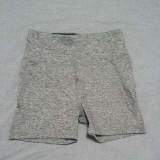 Cotton On Grey Marle Tights Size M