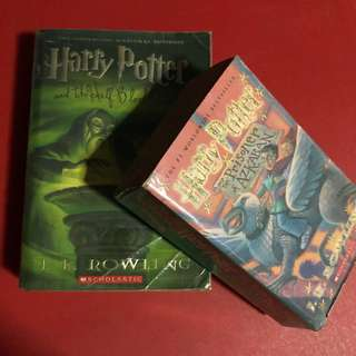 Harry Potter books soft bound bundle