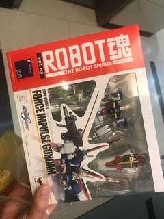 [Robot魂] Robot魂 Force Impulse Gundam 高達Seed Destiny