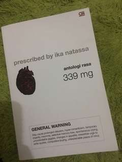 Prescribed by Ika Natassa