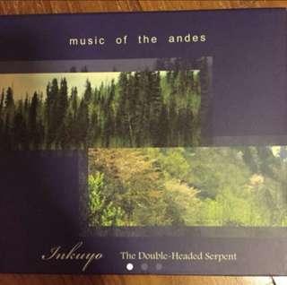 ( Latin ) Inkuyo - The Double-headed Serpent ( CD )