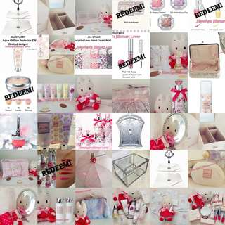 🔴FREE #Blessing till 30/4/2018➡️ MY FOLLOWERS ONLY!🔴🚫Non Followers No Freebies🚫🐰FRESH AUTHENTIC BRAND NEW🐰 *RESTOCK MONTHLY*🌟LIMITED EDITION🌟JILLSTUART Jill Stuart Perfume/Forever Oil Rouge/Body Shimmer/Mirror/Tray!💋No Pet No Smoker Clean Hse💋
