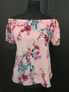 3 Casual blouses and tops all for 200 pesos