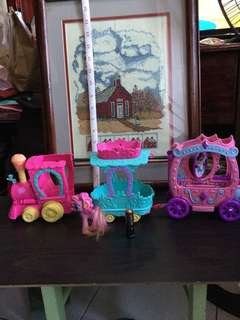 My Little Pony Carriage