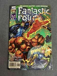 Fantastic Four #1 (Volume 2)